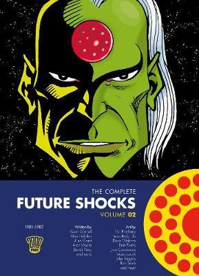 The Complete Future Shocks Vol. 2 (Paperback)