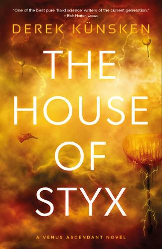 The House of Styx - Venus Ascendant 1 (Hardback)