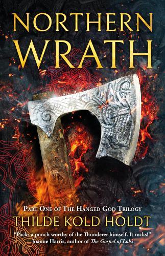 Northern Wrath - The Hanged God Trilogy 1 (Paperback)