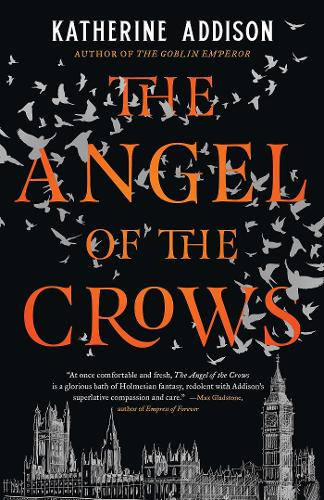 The Angel of the Crows (Hardback)