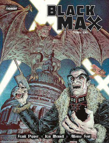 Black Max, Volume Two - Black Max 2 (Paperback)
