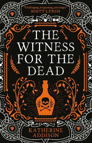 The Witness for the Dead by Katherine Addison | Waterstones