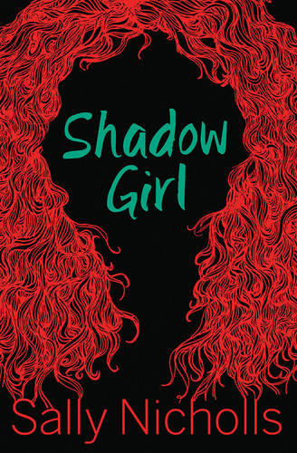 Cover of the book, Shadow Girl.