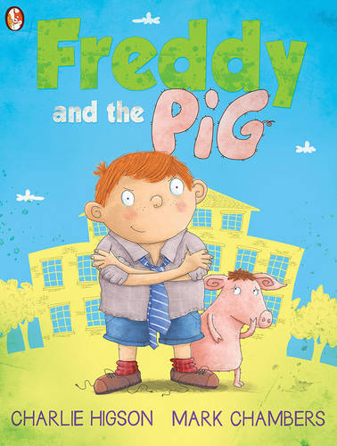 Freddy and the Pig (Paperback)