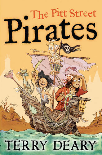 The Pitt Street Pirates (Paperback)