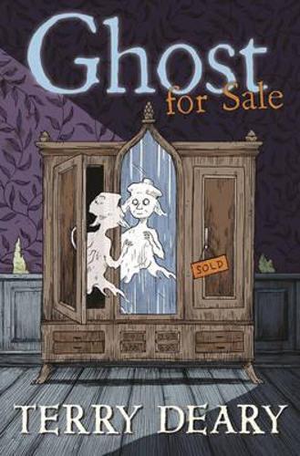 Ghost for Sale - 4u2read (Paperback)