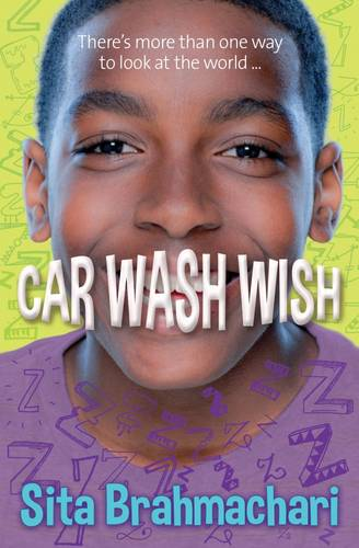 Cover of the book, Car Wash Wish.