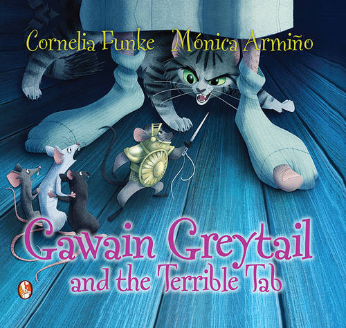 Gawain Greytail and the Terrible Tab (Paperback)