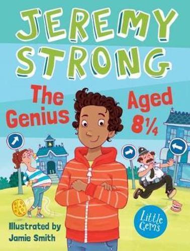 The Genius Aged 8 1/4 (Paperback)