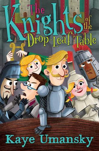 The Knights Of The Drop-Leaf Table (Paperback)