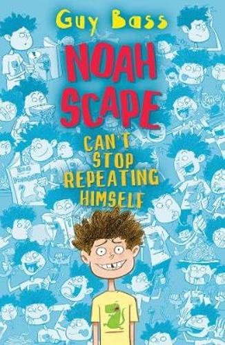 Noah Scape: Can't Stop Repeating Himself (Paperback)