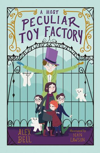 A Most Peculiar Toy Factory (Paperback)