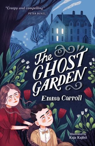 The Ghost Garden - 9 to 12 (Paperback)