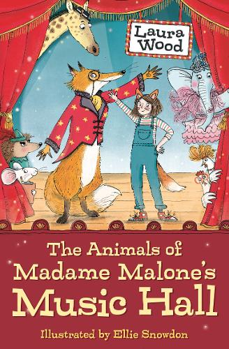 The Animals of Madame Malone's Music Hall (Paperback)