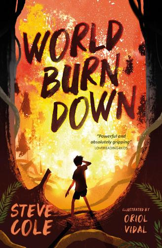 World Burn Down (Paperback)