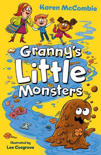 Granny's Little Monsters - 4u2read (Paperback)
