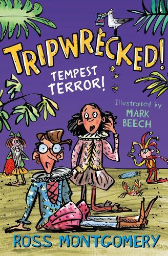 Tripwrecked!: Tempest Terror (Paperback)