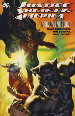Justice Society of America: Monument Point (Paperback)