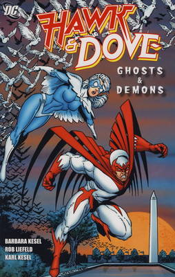 Hawk and Dove: Ghost & Demons (Paperback)