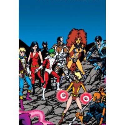 The New Teen Titans - Omnibus: v. 2 (Hardback)