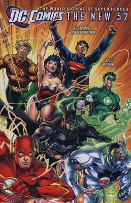 DC Comics - The New 52 (Hardback)