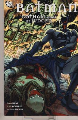 Batman: Gotham Shall be Judged (Paperback)