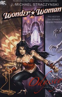 Wonder Woman: Odyssey v. 2 (Hardback)