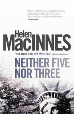 Neither Five Nor Three (Paperback)