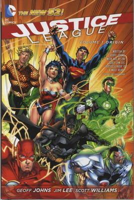 Justice League: Origins v. 1 (Hardback)