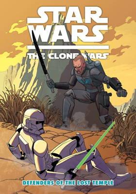 Star Wars - The Clone Wars (Paperback)