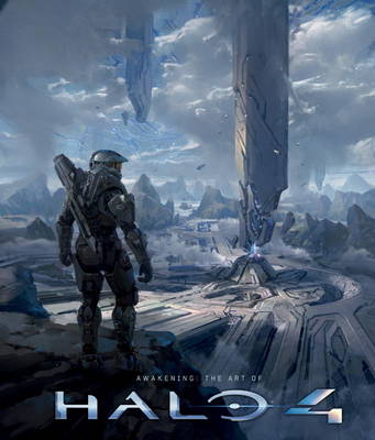 Awakening , The Art of Halo 4 (Hardback)