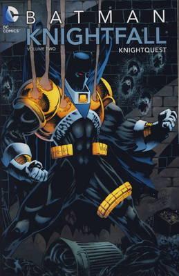 Batman - Knightfall - Knightquest (vol. 2 Collected Edition) (Paperback)