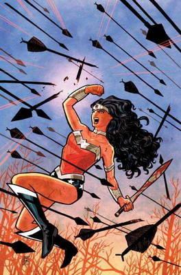 Wonder Woman: Blood v. 1 (Hardback)
