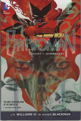Batwoman: Hydrology v. 1 (Hardback)