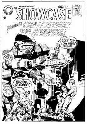 Challengers of the Unknown Omnibus by Jack Kirby (Hardback)