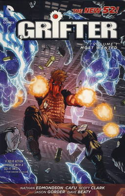 Grifter: Most Wanted v. 1 (Paperback)