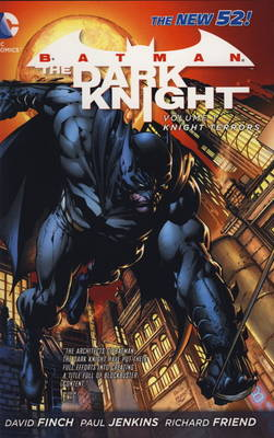 Batman: The Dark Knight: Knight Terrors (The New 52) v. 1 (Hardback)