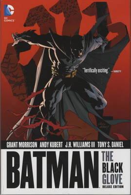 Batman: Black Glove (Hardback)