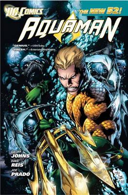 Aquaman: Trench v. 1 (Hardback)