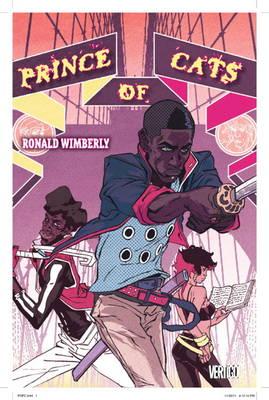 Prince of Cats (Hardback)