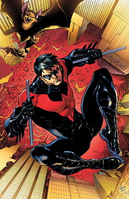 Nightwing: Traps and Trapezes v. 1 (Paperback)