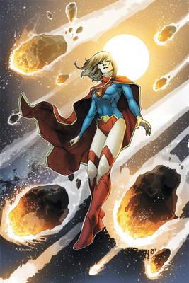 Supergirl: Last Daughter of Krypton v. 1 (Paperback)