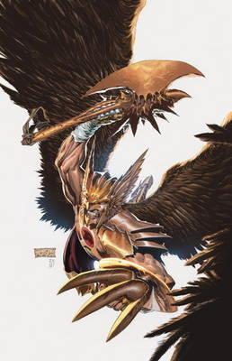 The Savage Hawkman: Darkness Rising v. 1 (Paperback)