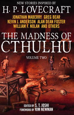 The Madness of Cthulhu: Volume 2 (Paperback)