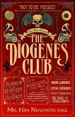 The Man From the Diogenes Club (Paperback)
