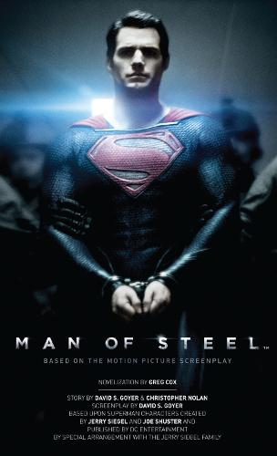 Man of Steel (Paperback)