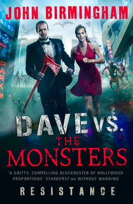 Dave vs. the Monsters: Resistance (David Hooper 2) (Paperback)