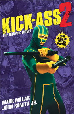 Kick-Ass - 2 (Movie Cover): Pt. 3 - Kick-Ass Saga (Paperback)