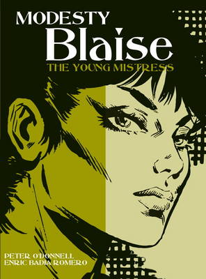 Modesty Blaise - The Young Mistress (Paperback)