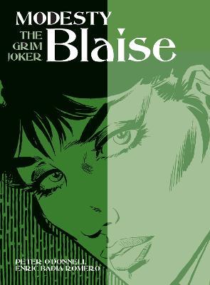 Modesty Blaise - The Grim Joker (Paperback)